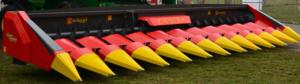ziegler fixed corn header