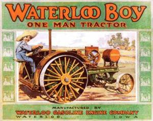 waterloo gasoline engine company
